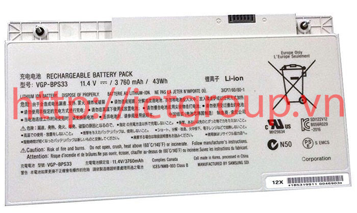 Battery SONY VAIO SVT-14
