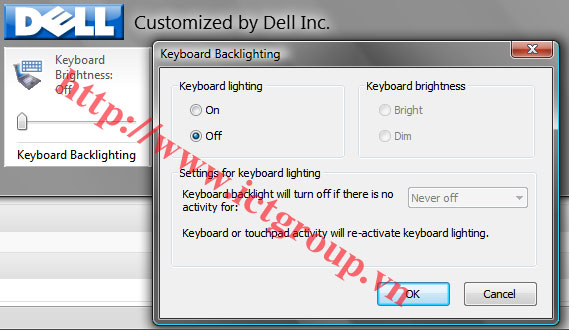 Dell backlight off 1