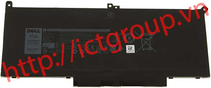 Pin Dell Latitude 12 7280