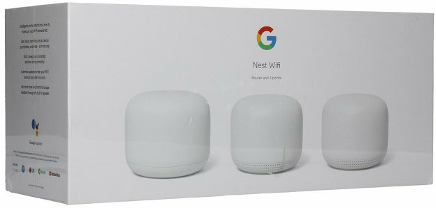 Google Nest Wifi 3 Pack