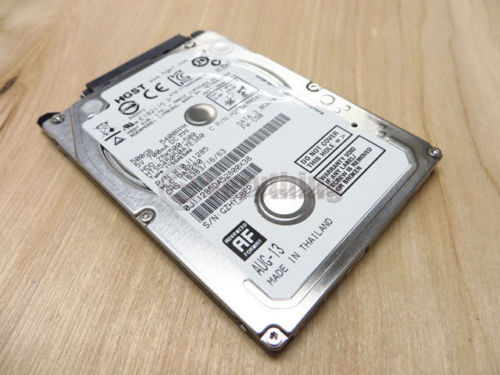 o cung HDD Laptop 500gb 5400rpm HGST