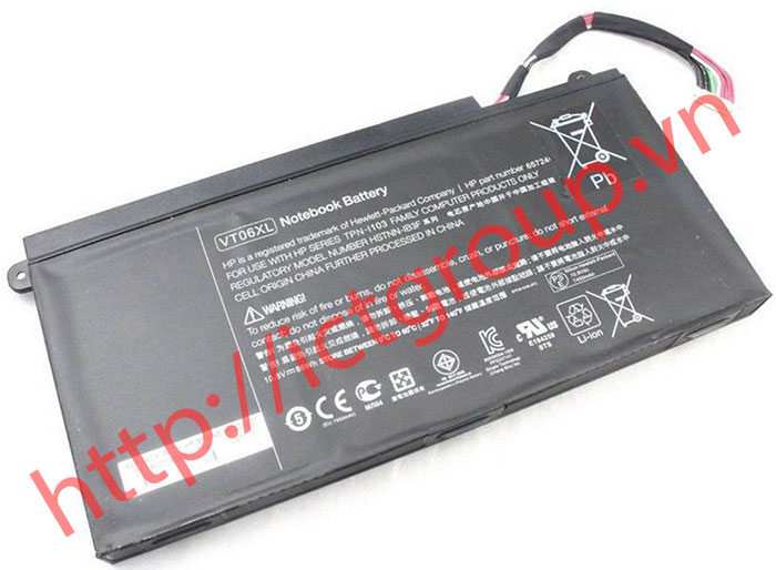 Battery HP ENVY 17-3000