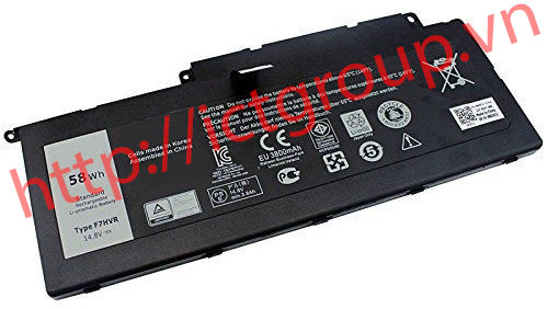 Battery Dell Inspiron 15 7537
