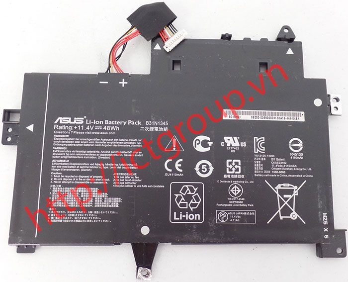 Battery Asus TP500